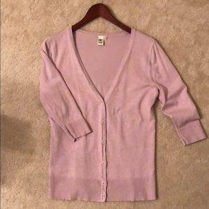 14th & Union Dusty Pink Women's cardigan